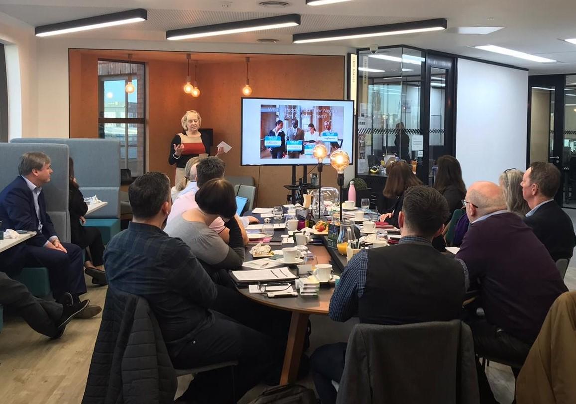 Sara Orsbourn - Discover Coach - Workshop 2.